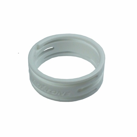 Color ring for XLR ROXTONE White