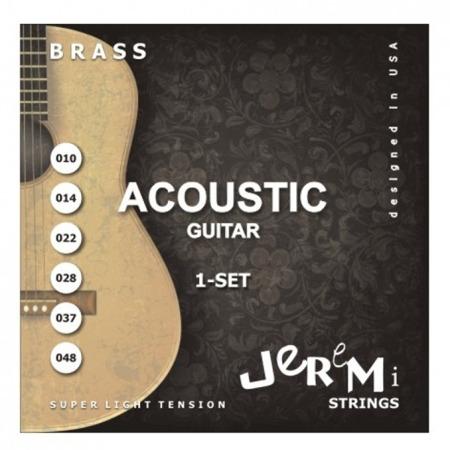 Struny do gitary akustycznej AK1048 JEREMI