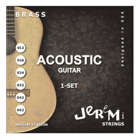 Struny do gitary akustycznej AK1252 JEREMI