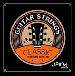 Struny do gitary klasycznej Jeremi 2843 ECO