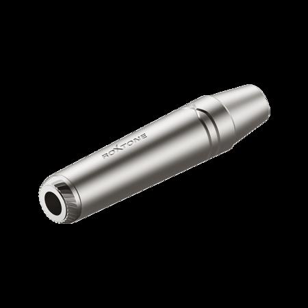 Gniazdo Jack stereo 6.3mm na kabel Roxtone RJ3FPP-NN