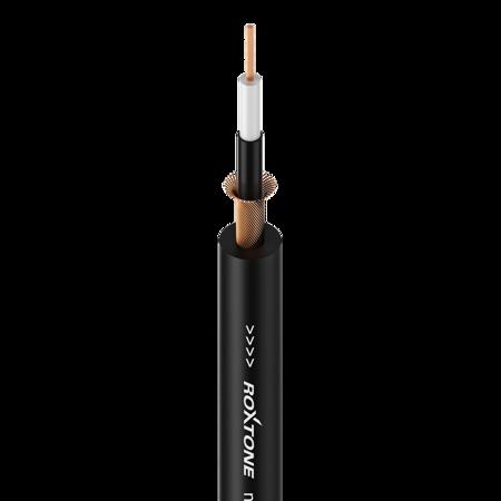 Kabel instrumentalny ROXTONE GC010-100m-BK