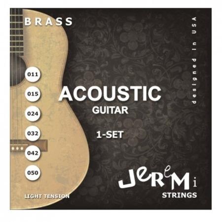 Struny do gitary akustycznej AK1150 JEREMI (11-50)